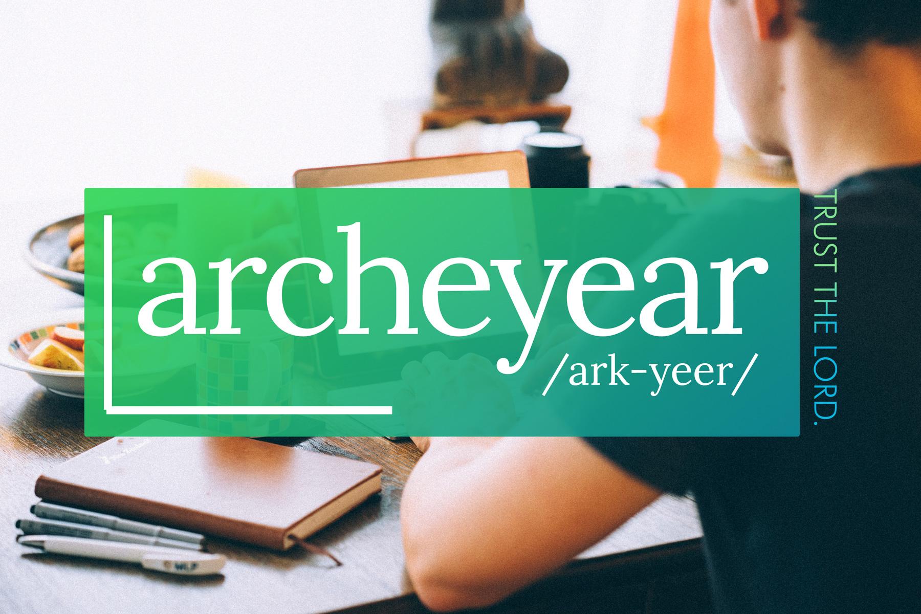 Arche Year Christian Novelist Training